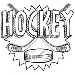 Nhl Coloring Book Inspiration Free Hockey Coloring Pages Lovely Cool Vases Flower Vase Coloring