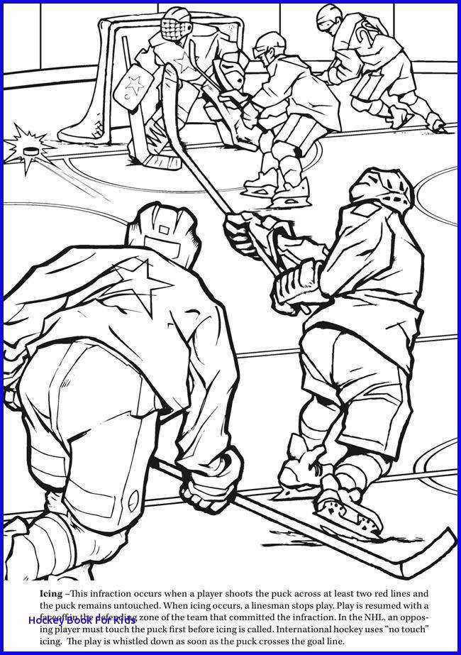 Nhl Coloring Book Inspiring Hockey Coloring Pages Lovely Coloring for toddlers – Coloring