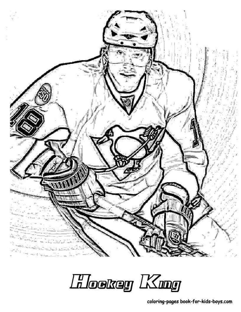 Nhl Coloring Book Pretty Nhl Coloring Pages Beautiful Hockey Coloring Books Free