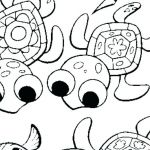 Ninja Turtle Color Pages Brilliant Ninja Turtles Coloring Pages to Print Free Priable Turtle Coloring