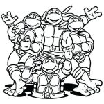 Ninja Turtle Coloring Pages Creative Coloring Pages Ninja Turtles – Raagasoulspafo