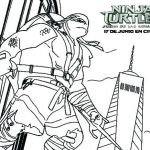 Ninja Turtle Coloring Pages Inspiration Ninja Turtles Colouring In Pages – Danquahinstitute