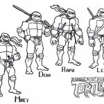 Ninja Turtle Coloring Pages Pretty Get This Free Teenage Mutant Ninja Turtles Coloring Pages to Print