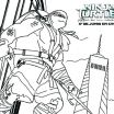 Ninja Turtles Color Pages Inspired Turtle Printable Coloring Pages – Golfpachuca