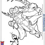Olaf Coloring Pages Inspired Best Kristoff and Sven Coloring Pages – Doiteasy