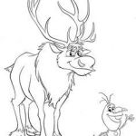 Olaf Coloring Pages Wonderful 47 Best Frozen Coloring Images
