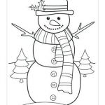 Olympic Color Sheets Elegant Free Coloring Pages Winter Snowman Coloring Page for Kids Free