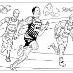 Olympic Color Sheets Excellent Jamaica Coloring Pages