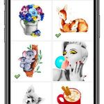 Online Color by Number Brilliant Pixel Art Color by Number On the App Store