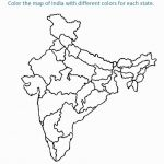 Online Coloring Pages for Kids Best Of India Map Coloring Pages – Salumguilher