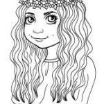 Online Coloring Pages Free Inspirational Hair Coloring Pages New Line Coloring 0d Archives Con Scio Us – Fun Time