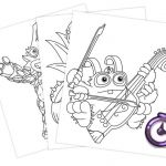 Oriole Coloring Page Amazing Exciting My Singing Monsters Coloring Pages – Dreade