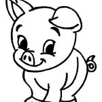 Oriole Coloring Page Beautiful Lovely Pig and Piglet Coloring Pages – Doiteasy