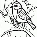 Oriole Coloring Page Brilliant 19 Best Coloring Pages Birds Images In 2017