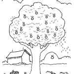 Oriole Coloring Page Brilliant Apple orchard Coloring Page Coloring Pages for Kids