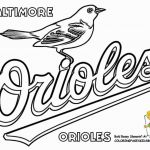 Oriole Coloring Page Inspiring Coloring Pages Baseball Coloring Pages