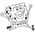 Pages to Color for Free Inspiring Awesome Bob Squarepants Coloring Pages Nocn