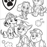 Paw Patrol Activity Sheets Unique Paw Patrol Free Coloring Pages Hwnsurf