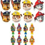 Paw Patrol Badges Best Paw Patrol Birthday Party Favors Pack Including Blowouts and Kids
