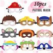 Paw Patrol Characters Names and Pictures Exclusive Amazon Paw Dog Patrol toys Puppy Party Masks Birthday Cosplay