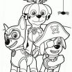 Paw Patrol Color Awesome 23 Free Paw Patrol Coloring Pages Download Coloring Sheets