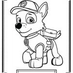Paw Patrol Color Awesome Best Paw Patrol Rocky Coloring Pages – Howtobeaweso
