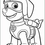 Paw Patrol Color Awesome Paw Patrol Printable Coloring Pages Best All Colouring Pages