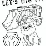 Paw Patrol Color Inspiration Best Paw Patrols Coloring Pages – Tintuc247