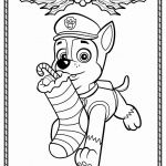 Paw Patrol Color Pages Elegant Fresh Paw Patrol Christmas Coloring Pages – Nicho