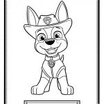 Paw Patrol Color Pages Excellent top 10 Paw Patrol Coloring Pages