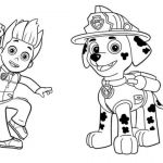 Paw Patrol Color Pages Inspired Free Printable Paw Patrol Coloring Pages Lovely Free Printable