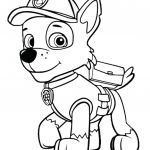 Paw Patrol Color Pages Pretty Paw Patrol Coloring Pages for Kids