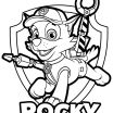 Paw Patrol Color Pages Wonderful Paw Patrol Coloring Pages Rock Painting