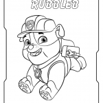 Paw Patrol Coloring Online Amazing Coloring Paw Patrol Youtube Videos for Kids Print to Color