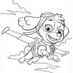 Paw Patrol Coloring Online Beautiful Cooloring Book 44 Extraordinary Paw Patrol Coloring Pages Free to