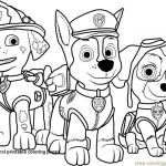 Paw Patrol Coloring Online Best New Paw Patrol Printable Coloring Pages