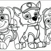Paw Patrol Coloring Pages Pdf Excellent Printable Coloring Pages for Boys – orderaifo