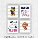 Paw Patrol Names and Pictures Best Personalized Paw Patrol Skye Sign Paw Patrol Skye Personalized