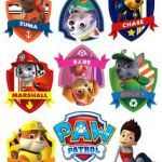 Paw Patrol Names and Pictures Creative 135 Best Skye Paw Patrol Cake Images In 2018