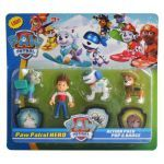 Paw Patrol Names and Pictures Wonderful Sanyal Paw Patrol Action Pup & Badge Ryder Tracker Robot Dog