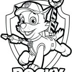 Paw Patrol Pictures Of Rocky Amazing Free Printable Paw Patrol Coloring Pages Beautiful Coloring Pages