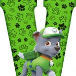 Paw Patrol Pictures Of Rocky Exclusive V Paw Patrol Rocky Vedant Birthday