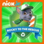Paw Patrol Pictures Of Rocky Inspirational Paw Patrol Rocky to the Rescue On iTunes