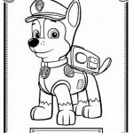 Paw Patrol Pictures to Print Excellent √ Tron Coloring Pages or Unique Chase Paw Patrol Coloring Pages – C