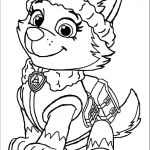 Paw Patrol Pictures to Print Inspired Paw Patrol Coloring Pages