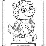 Paw Patrol Pictures to Print Pretty Fresh Paw Patrol Skye Coloring Pages – Howtobeaweso