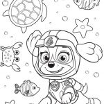 Paw Patrol Print Outs Elegant Coloring Book 37 Marvelous Paw Patrol Coloring Pages Skye Paw