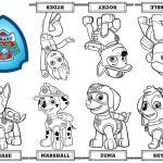 Paw Patrol Print Outs Elegant Paw Patrol Birthday Party Ideas and Supplies
