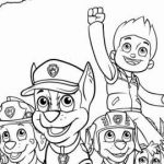 Paw Patrol Print Outs Excellent Free Printable Paw Patrol Coloring Pages Awesome 29 Free Paw