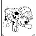 Paw Patrol Print Outs Inspirational Coloring Awesome Paw Patrol Coloring Pages to Print Zuma the Art